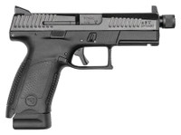 CZU CZ P-10 Compact Suppressor-Ready 9mm 4 Inch Barrel 3-Dot Sights Black Nitride Finish 15 Round