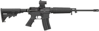 Bushmaster 91047 XM-15 QRC w/Red Dot Semi-Automatic 223 Remington/5.56 NATO 16 10+1 6-Position Stk Black