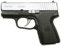 .Kahr Arms PM4043 PM40 Std DAO 40S&W 3.1 5+1/6+1 Poly Grip Blk Poly Frame/SS Slide