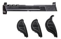 "Smith & Wesson 11873 Performance Center 9mm 4.25"" Black Amornite Adjustable"