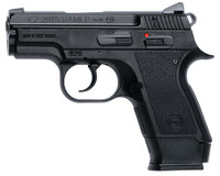 CZ 91750 CZ-2075 2075 Rami 9mm 3 14+1 Rubber Grips Black Finish*