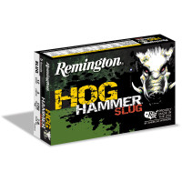 Remington HOG Hammer Slug 12 Gauge Slug 5rd Ammo