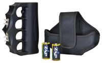 PSP ZAP STUN GUN BLAST KNUCKLE EXTREME 950000 VOLTS BLACK