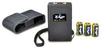 PSP ZAP STUN GUN BLACK 950000 RED LED ON/OFF INDICATOR
