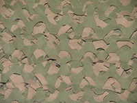 CU CAMO NETTING BASIC SERIES ULTRA-LITE 3'7X9'10 GRN/BRN!