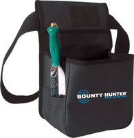 BOUNTY HUNTER POUCH & DIGGER COMBO 2 POCKETS & 9 DIGGER