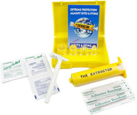 SAWYER FIRST AID EXTRACTOR PUMP KIT FOR BITES & STINGS