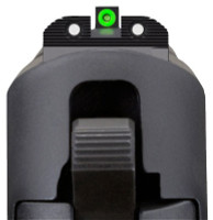 SIG OPTICS PISTOL SIGHT XRAY 3 TRITIUM #8 FRONT #8 REAR SQU