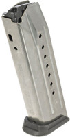 RUGER MAGAZINE AMERICAN PISTOL 9MM LUGER 17-ROUNDS STAINLESS
