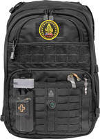 UTG OVERBOUND PACK 1200D POLY 12X6X18 W/MOLLE SYSTEM