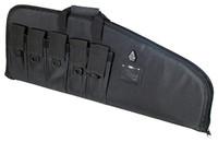 UTG GUN CASE 34 BLACK DC TACTICAL
