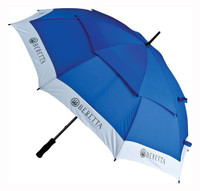 BERETTA COMPETITION UMBRELLA 58 DIAMETER BLUE W/CASE