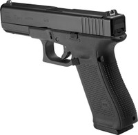 GLOCK 17 9MM GEN5 FIXED SIGHT 17-SHOT BLACK USA MANUFACTURE 3289