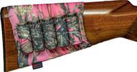 GROVTEC SHOTGUN SHELL HOLDER FOR BUTTSTOCK TRUE TIMBER PINK