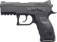 SPHINX SDP COMPACT ALPHA 9MM 3.75 BLACK 15RD
