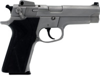 USED S&W 5906 9MM STAINLESS 1-15RD MAG FS GOOD CONDITION 6556
