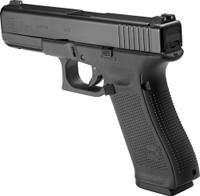 GLOCK 17 9MM GEN5 NIGHT SIGHT 17-SHOT BLACK
