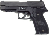 USED SIG P226R .40SW DECOCKER 3-12 RD MAGS GOOD CONDITION