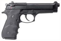 BERETTA 92 BRIGADIER 9MM 4.9 FS 15-SHOT BLACK MATTE POLY