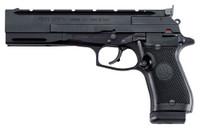 BERETTA 87 TARGET .22LR 6 AS 10-SHOT BLACK MATTE POLYMER<
