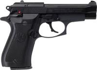 BERETTA 84FS .380ACP 3.8 FS 10& 13-SHOT BLUED BLACK POLY 8432