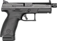 CZ P-10 COMPACT 9MM FS 15-SHOT POLYMER BLACK SUPPRESSOR READY 9282