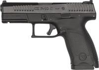 CZ P-10 COMPACT 9MM FS 15-SHOT POLYMER BLACK POLYCOTE ! 5498