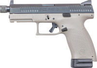 CZ P-10 COMPACT 9MM HNS 17-RD URBAN GREY SUPPRESSOR READY !