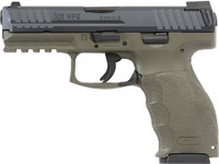 HK VP9 STRIKER FIRED 9MM 4.09 BBL 3-DOT FS 2-10RD ODG