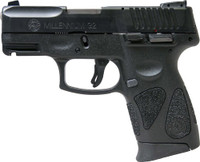 TAURUS G2C 9MM 12-SHOT 3-DOT ADJ. MATTE BLACK POLYMER