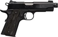 BG 1911-22 SUPRESSOR READY CMP .22LR 4.25 FS M.BLACK SYN !