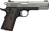 BG 1911-22 BLACK LABEL .22LR 4.25 FS GRAY/B.MATTE LAMINATE 3434