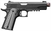 BG 1911-22 SUPRESSOR READY CPT .22LR 4.25 FS M.BLACK G10