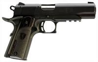 BG 1911-22 BLACK LABEL COMPACT .22LR 3.62 FS W/RAIL M.BLACK 1718