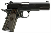 BG 1911-22 BLACK LABEL .22LR 4.25 FS MATTE BLACK LAMINATE 6433
