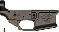NOVESKE GEN3 BILLET STRIPPED LOWER RECEIVER AR-15 BLACK
