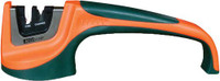 ACCUSHARP PULL THROUGH SHARPENER ORANGE/GREEN