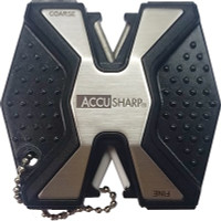 ACCUSHARP DIAMOND PRO 2-STEP KNIFE SHARPENER DIAMOND/CERAMI