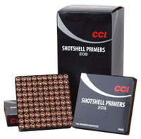 CCI #209 SHOTSHELL PRIMERS 5000PK CASE LOTS