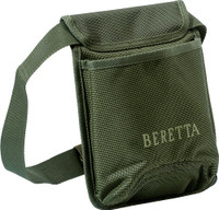BERETTA B-WILD SHELL POUCH W/BELT NYLON GREEN