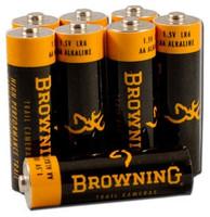 BROWNING ALKALINE BATTERIES AA 8-PACK