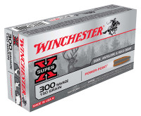 WIN AMMO SUPER-X .300 SAVAGE 150GR. POWER POINT 20-PACK