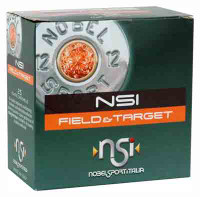 NOBELSPORT AMMO 12GA. 2.75 1255FPS. 1-1/8OZ. #8 25-PACK