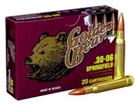 GOLDEN BEAR 30-06 SPRINGFIELD 145GR. FMJ 20-PACK