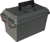 MTM AMMO CAN FOREST GREEN LOCKABLE