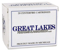 GREAT LAKES AMMO .500S&W MAG. 350GR. HORNADY XTP 20-PK