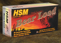 HSM BEAR AMMO .454 CASULL 325GR. WFN GAS CHECK 50-PACK