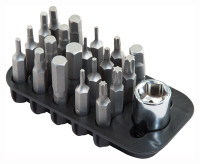 WHEELER 21-PC ADD ON KIT FOR SCREWDRIVER KITS