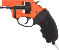 CHARTER ARMS STARTER PISTOL PRO 22 .22 BLANKS ORANGE/BLK