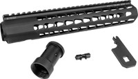 AAC RAIL SQUAREDROP 11.2 BLK KEYMOD COMPATIBLE FOR AR-15
